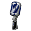 Shure Kult-Mikrofon in neuem Gewand