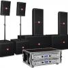 JBL SRX A Systeme mit noch mehr Leistung