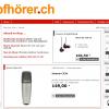 Frühlings-Lagerverkauf bei kopfhoerer.ch