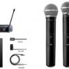 Shure Mic Check: Die PGX Gesangsmikrofone im Überblick