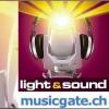 Mit musicgate.ch zum halben Preis an die light & sound 2010 in Luzern!