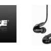 SHURE SE315 Ohrhörer für High-End Einsteiger und professionellen Einsatz