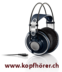 AKG K 702 high-end Kopfhörer in edlem Design