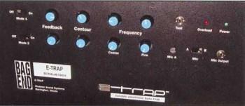 etrap von bagend - elektronische Bassfalle