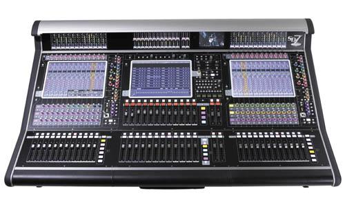 DiGiCos SD7 Livekonsole